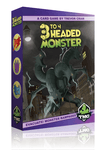 Board Game: 3 to 4 Headed Monster