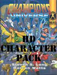 RPG Item: Champions Universe Character Pack (HD Character Pack)