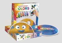 Board Game: Speed Colors