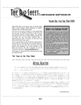 Issue: The Rap Sheet (Vol 1, Issue 2 - May 2009)