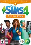 Video Game: The Sims 4 - Get to Work