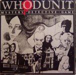 Board Game: Whodunit