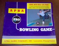 Board Game: APBA Professional Bowling