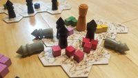 Board Game: Carolus Magnus