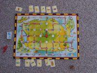 Board Game: Schatzsucher