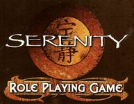 RPG: Serenity Role Playing Game