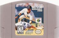 Video Game: All-Star Baseball 2000