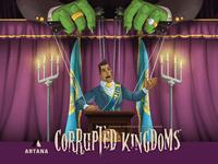 Board Game: Corrupted Kingdoms