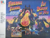 Board Game: Fireball Island