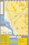 Board Game: Across Suez: The Battle of the Chinese Farm October 15, 1973