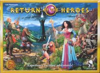 Board Game: Return of the Heroes