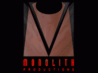 Video Game Publisher: Monolith Productions