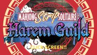 Video Game: Mahjong Strip Solitaire: Harem Guild