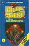 RPG Item: Book 7: Tomb of Nightmares