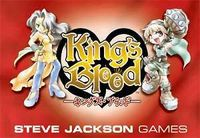 Board Game: King's Blood
