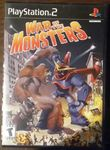 Video Game: War of the Monsters