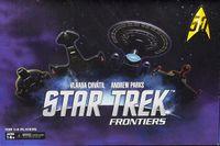 Board Game: Star Trek: Frontiers