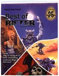 Issue: Best of the Rifter