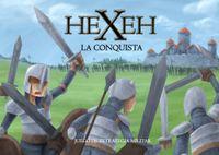Board Game: HEXEH: La conquista