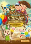 Board Game: Numeracy Legends and The Zerda Fox
