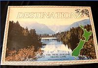 Board Game: Destinationz