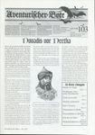 Issue: Aventurischer Bote (Issue 103 - Sep/Aug 2003)