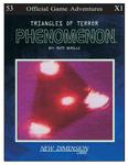 RPG Item: Triangles of Terror