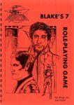 RPG Item: Blake's 7 Role-Playing Game