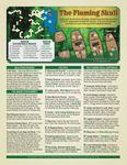 RPG Item: The Flaming Skull