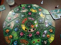 Board Game: La Isla