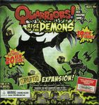 Board Game: Quarriors! Rise of the Demons