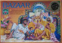 Board Game: Bazaar