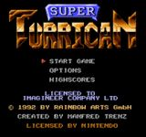 Video Game: Super Turrican (NES)