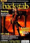 Issue: Backstab (Issue 34 - Oct 2001)