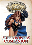 RPG Item: Super Powers Companion Explorer's Edition