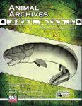 RPG Item: Animal Archives: Prehistoric Animals I