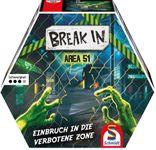 Board Game: Break In: Area 51