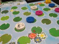 Board Game: Water Lily