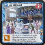 Board Game: Among the Stars: Lost and Found Promo Card