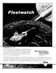 RPG Item: Fleetwatch