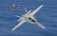 Character: McDonnell Douglas F/A-18 Hornet