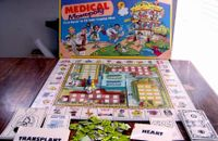 Board Game: Medical Monopoly