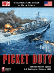 Board Game: Picket Duty: Kamikaze Attacks against U.S. Destroyers – Okinawa, 1945