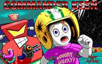 Video Game: Commander Keen: The Armageddon Machine