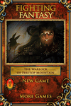 Video Game: Fighting Fantasy: The Warlock of Firetop Mountain