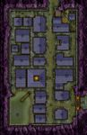 RPG Item: VTT Map Set 224: Underworld Mega-Dungeon #7