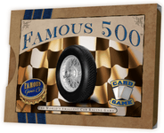 Board Game: Famous 500: The World's Smallest Car Racing Game