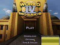 Video Game: World Mosaics 4