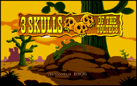 Video Game: 3 Skulls of the Toltecs