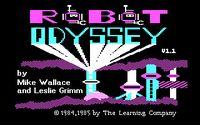 Video Game: Robot Odyssey